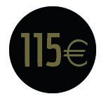 giftcard amount 115€