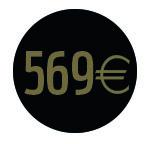 giftcard amount 569€