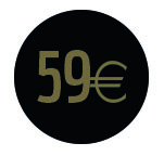 see the gifts in the 59 euro amount