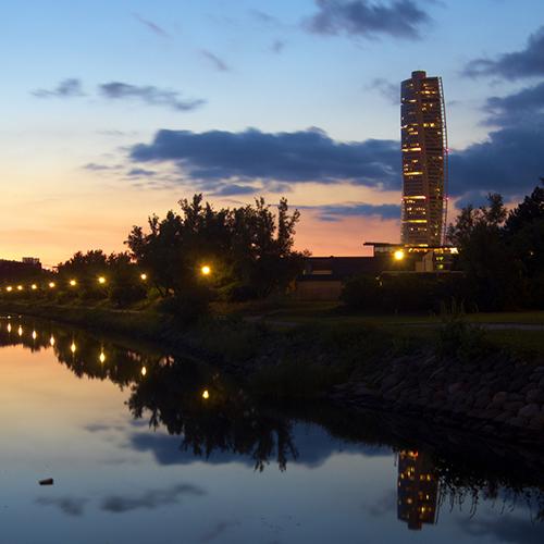 Välkommen till ONLY DESIGN, ni hittar oss i Malmö, nära Turning Torso