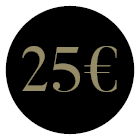see the gifts for 25 euro