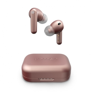 LONDON Trådlösa bluetooth In-ear hörlurar - Rose Gold