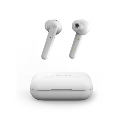 PARIS Trådlösa bluetooth In-ear hörlurar - White Pearl