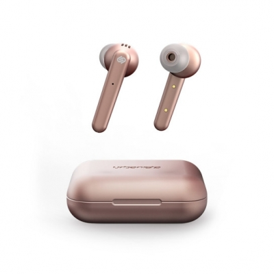PARIS Trådlösa bluetooth In-ear hörlurar - Rose Gold