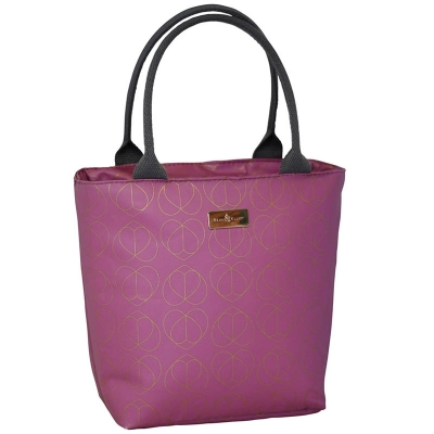 Orchid Isolerad Lunch Bag